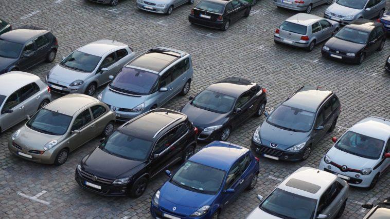 cohes aparcados